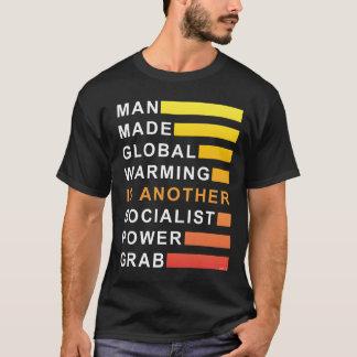Sozialistisches Power-Zupacken T-Shirt