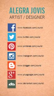 Pinterest Visitenkarten Zazzle De