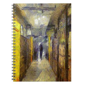 Sozialwohnung Van Gogh Hong Kong Spiral Notizblock