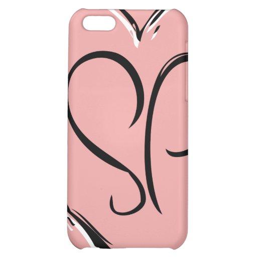 SP iphone 4 Fallrosa Hülle Für iPhone 5C