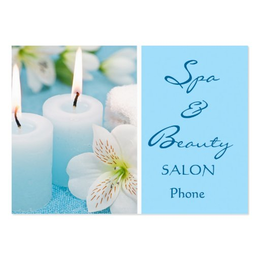 Spa&Beauty Visitenkarte