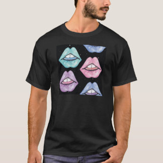 SPACE LIPS T-Shirt