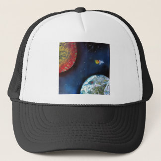 SpaceHat Truckerkappe