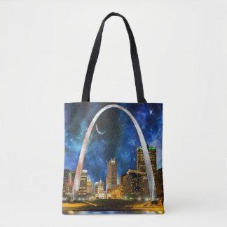 Spacey St. Louis Skyline Tasche