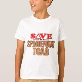 Spadefoot Kröte retten T-Shirt