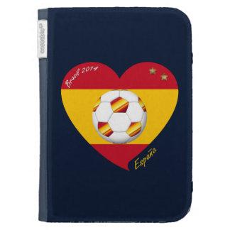 "Spain Football Spanish Soccer Team FUSSBALL ""SPANI"