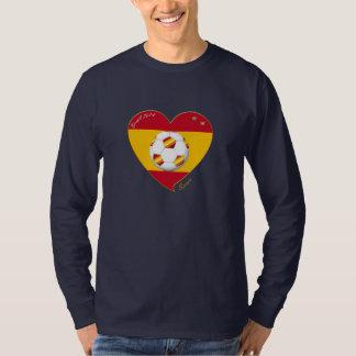 """""""SPAIN"""" Spanish Soccer Team Fußball von Spanien Shirt"""