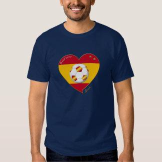 """""""SPAIN"""" Spanish Soccer Team Fußball von Spanien Tshirts"""
