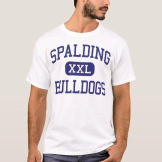 Spalding - Bulldoggen - hoch - Chicago Illinois T-Shirt