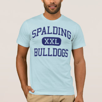 Spalding - Bulldoggen - hoch - Chicago Illinois T-Shirt