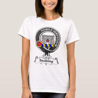 Spalding Clan-Wappen T-Shirt