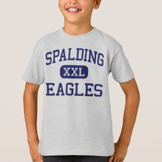 Spalding - Eagles - Katholischer - Granville Iowa T-Shirt