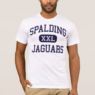 Spalding - Jaguare - Highschool - Greif Georgia T-Shirt