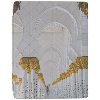 Spalten Scheichs Zayed Grand Mosque, Abu Dhabi iPad Hülle