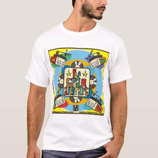 Spam allstars - mutante Turntable T-Shirt
