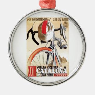 Spanien-Ausflug 1943 des Silbernes Ornament