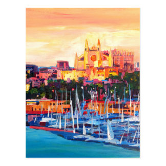 Spanien Balearic Island Palma de Mallorca Postkarte