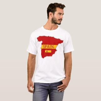 Spanien-Designer-Shirt-Kleiderverkauf T-Shirt