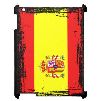 Spanien-Flagge Hülle Für iPad