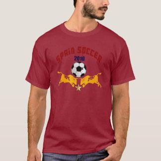 Spanien-Fußball-La Furia Stier Toro Geschenk 2010 T-Shirt
