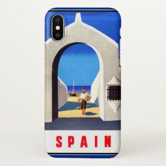 Spanien iPhone X Fall iPhone X Hülle