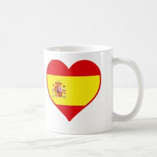 Spanien-Liebe Kaffeetasse