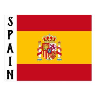 Spanien-Postkarte Postkarte
