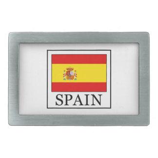 Spanien Rechteckige Gürtelschnalle