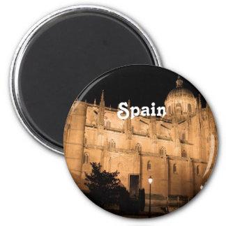 Spanien Runder Magnet 5,1 Cm