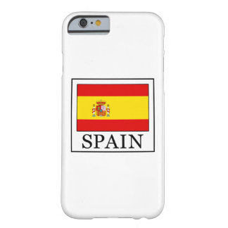 Spanien-Telefonkasten Barely There iPhone 6 Hülle