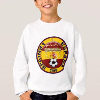 Spanienfußball-Weltmeister 2010 Sweatshirt