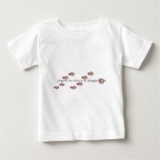Spanisch-Drache Baby T-shirt