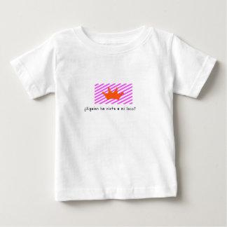 Spanisch-Dummkopf Baby T-shirt
