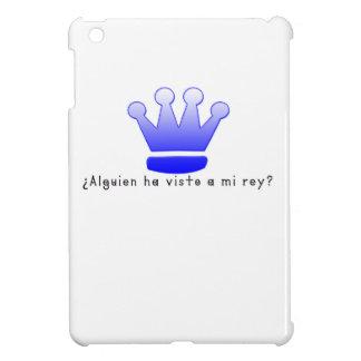 Spanisch-König iPad Mini Hülle