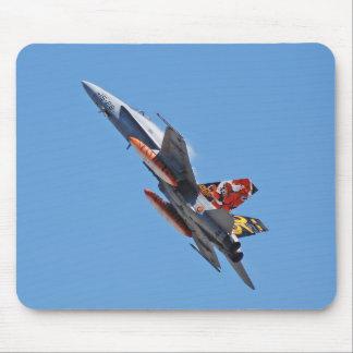 Spanisch-Luftwaffe F 18A Mauspad