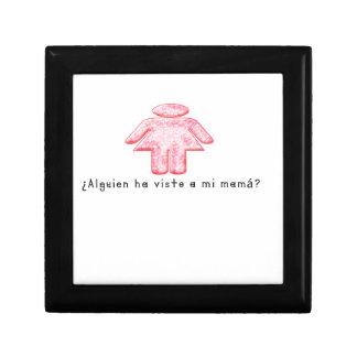Spanisch-Momma Geschenkbox