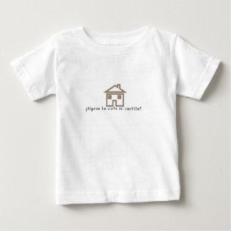 Spanisch-Schloss Baby T-shirt