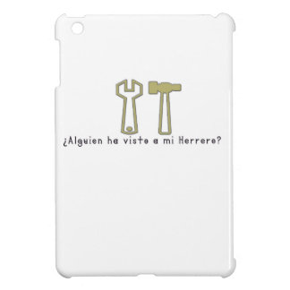 Spanisch-Schmied iPad Mini Hülle