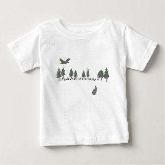 Spanisch-Wald Baby T-shirt