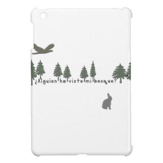 Spanisch-Wald iPad Mini Hülle
