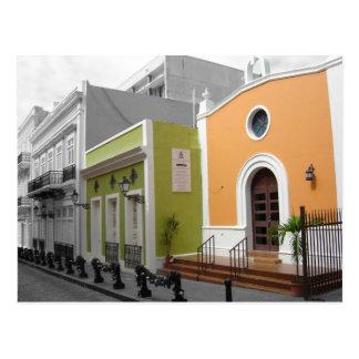 Spanische Architektur-Postkarte Postkarte