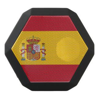 Spanische Flagge Schwarze Bluetooth Lautsprecher