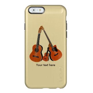 Spanische Gitarreakustischer Baß und Ukulele Incipio Feather® Shine iPhone 6 Hülle