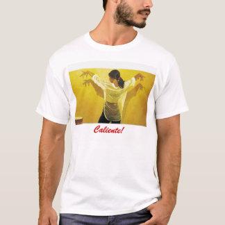 Spanischer Tänzer T-Shirt