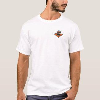 Spanisches Art-Chicago-Fußball-Abzeichen T-Shirt