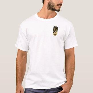 Spanisches Art-New- Orleansfußball-Abzeichen T-Shirt