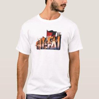Spanisches CNT-FAI Logo-Shirt T-Shirt