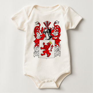(Spanisches) Wappen Leons Baby Strampler