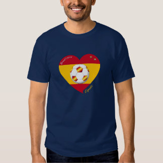 Spanish Soccer Team Spain Football FUSSBALL Hemd