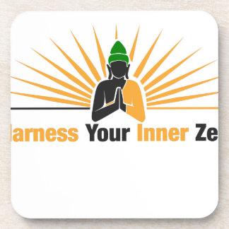 Spannen Sie Ihren inneren Zen vor Untersetzer